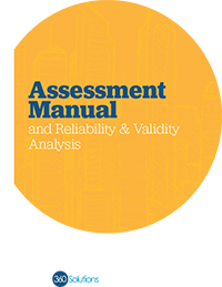 assessment manual